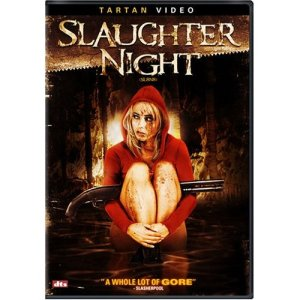 SLAUGHTER NIGHT Tartan DVD