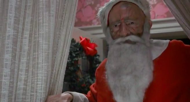 The lively mind reviews 8 santas you don t want coming for Urine smells like fish after eating fish
