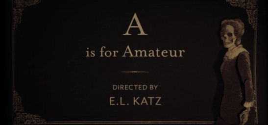 a is for amateur