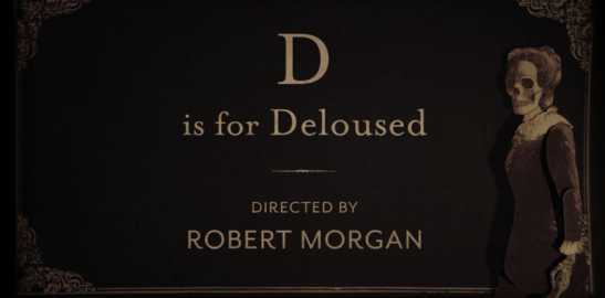d is for deloused