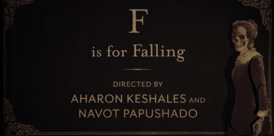 f is for falling