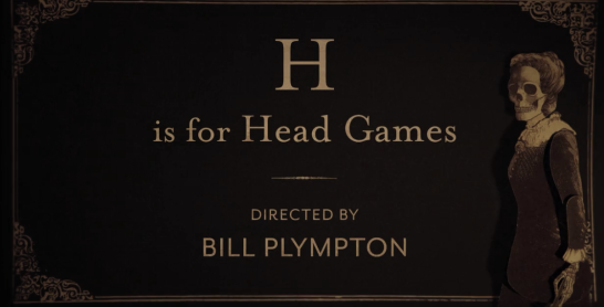 h is for head games
